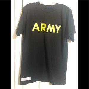 Army t-shirt size S